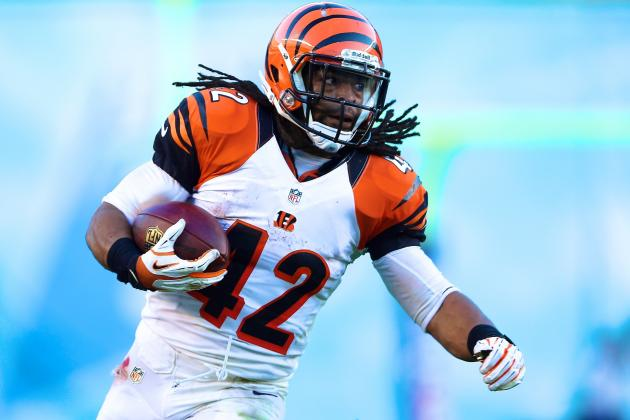 Fantasy Football Week 1: Best and Worst RB Plays for Opening Week