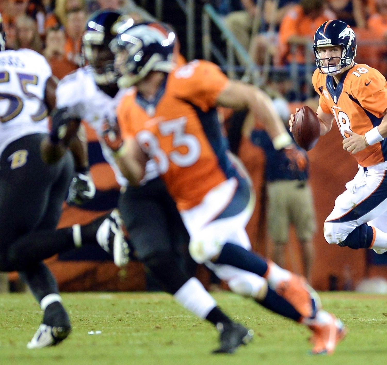 Denver Broncos Re Grading Their Key 2013 Offseason: Why Peyton Manning And Wes Welker Are A Match Made In