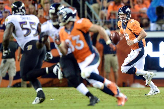 Why Peyton Manning and Wes Welker Are a Match Made in Heaven
