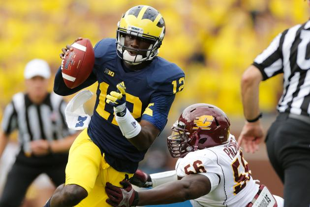 Notre Dame vs. Michigan: Devin Gardner Must Improve to Lead Big Blue to Victory