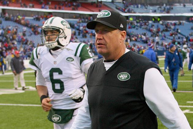 Rex Ryan Says Negative Preseason Talk Surrounding Jets Is 'Pretty Comical'