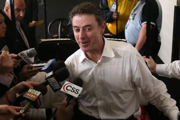 Rick Pitino, Headed to Hall, Fondly Recalls Celtics Years