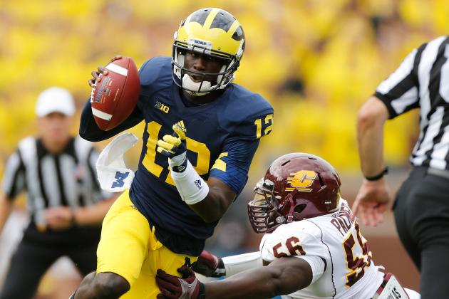 Michigan Football: Big Test Against Notre Dame Will Define Wolverines' Season