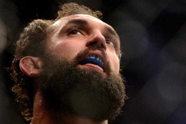 Report: Johny Hendricks Has Yet to File VADA Paperwork