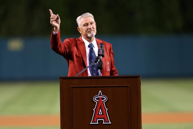Newest Angels Hall of Famer Knoop Impressed by Trout