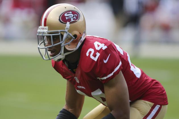 Asomugha Expected to Be 49ers' Third Cornerback