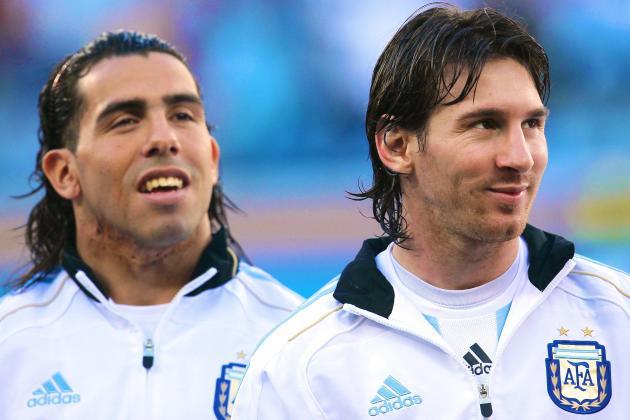 How Argentina's Carlos Tevez Obsession Stifled the Genius of Lionel Messi