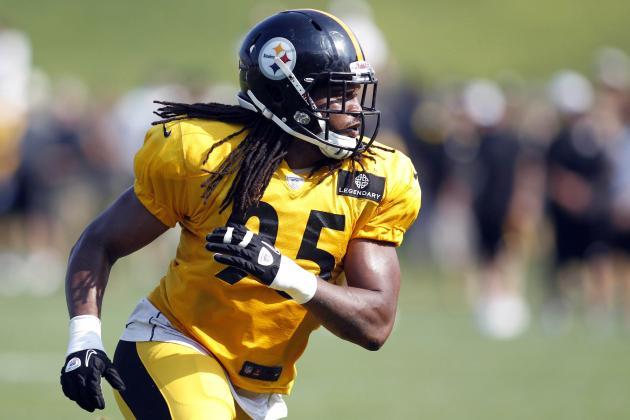 Jarvis Jones Practices; Will Johnson Limited