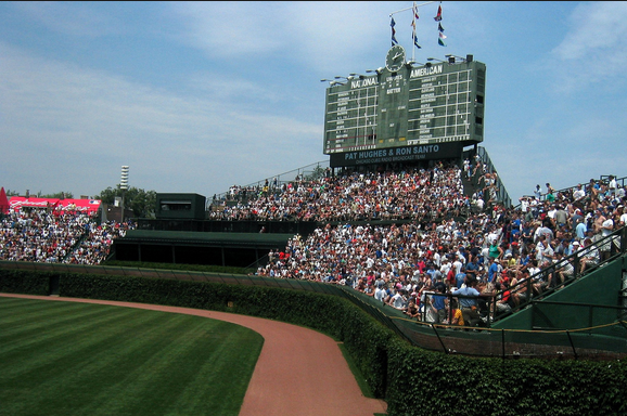 Budweiser Logo to Adorn Right-Field Sign at Wrigley