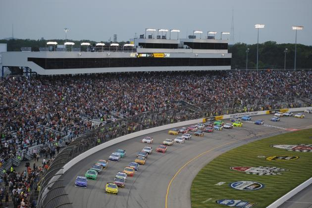 Federated Auto Parts 400 2013: Start Time, Lineup, TV Schedule and More