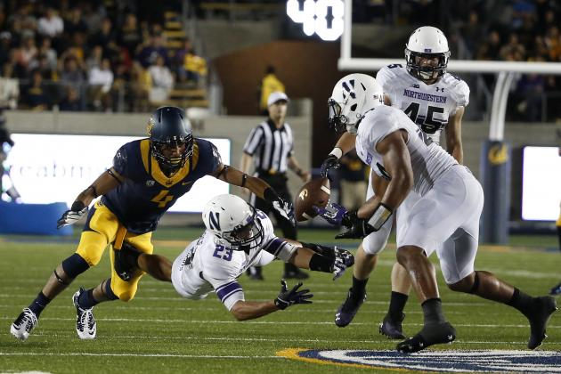 Northwestern Doesn't Just Have Playmakers on Offense Anymore