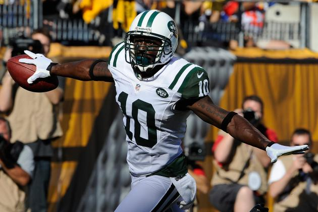 Santonio Holmes Expected to Return Against Bucs, Could Face Darrelle Revis