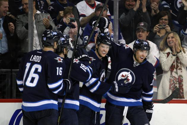 Winnipeg Jets: Projecting the Jets Lineup to Start the Season