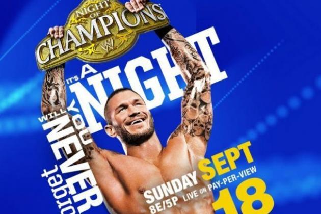 WWE Night of Champions: Titles Most Likely to Change Hands