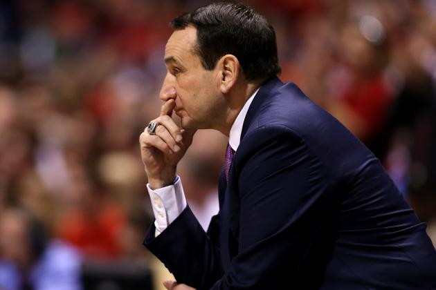 Krzyzewski Describes Close Friendship with Dean Smith