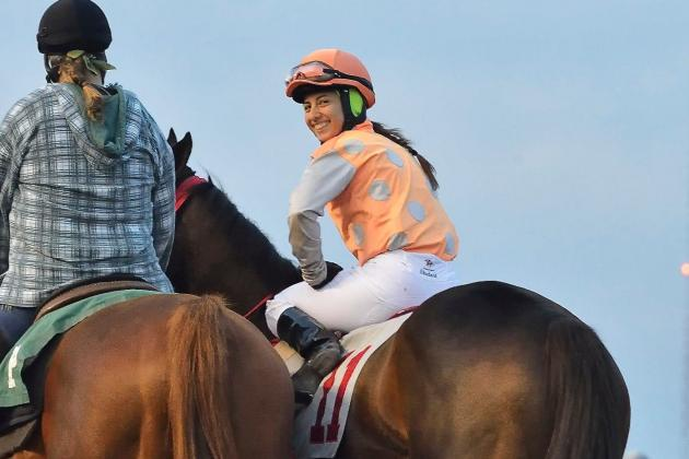 Maylan Studart: Brazilian Jockey's Return Set for Opening Day at Belmont Park