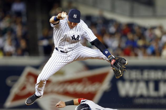 What Are the Yankees Going to Do About Derek Jeter?