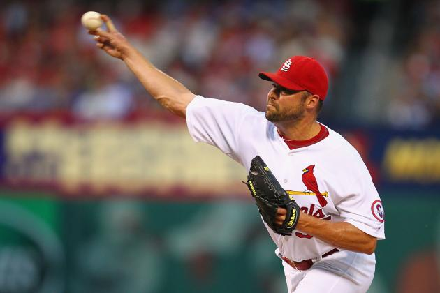 Jake Westbrook off DL, but Not Back in Cardinals Rotation