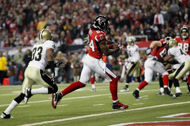 Roddy White Injury: Atlanta Falcons Need Star Wideout to Beat New Orleans Saints