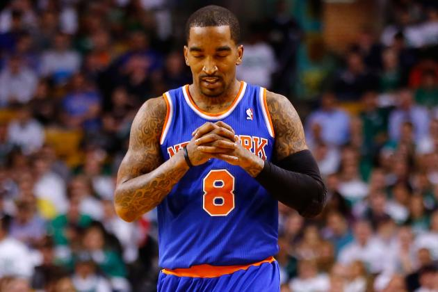 J.R. Smith Suspended by NBA for Violating League's Substance Abuse Policy
