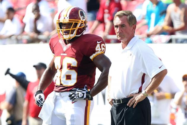 Shanahan's History Indicates Anything Could Happen with Alfred Morris in 2013