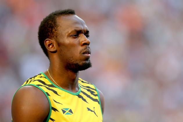 Usain Bolt Tops Justin Gatlin in Men's 100m at 2013 Diamond League