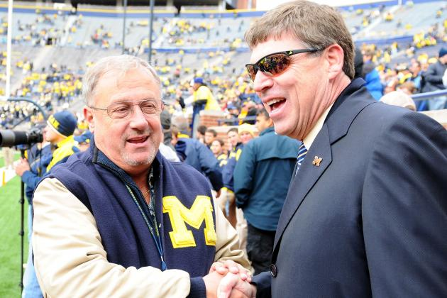 Michigan AD Says Notre Dame Rivalry Won't Resume Anytime Soon
