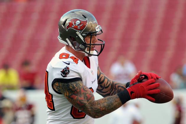Tom Crabtree out for Buccaneers