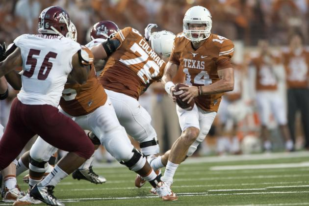 Texas vs. BYU: Will David Ash or Kyle Van Noy Have a Bigger Game?