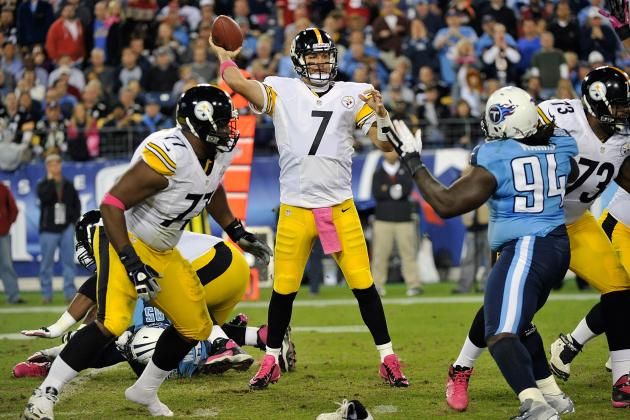 The Steelers Won't 'Play Down' to Their Opponents, Starting with the Titans