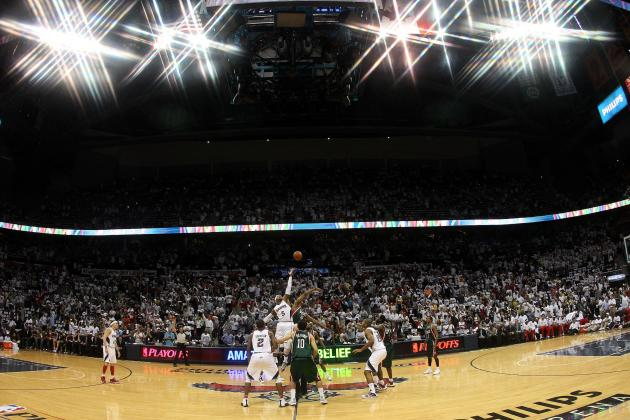 NBA 2013-14 Season: New SportVU System in Arenas to Improve Player Tracking