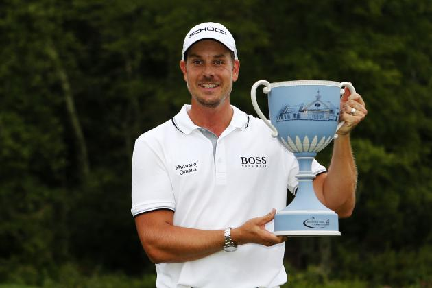 To Truly Appreciate Henrik Stenson's Comeback, You Must Know the Full Story