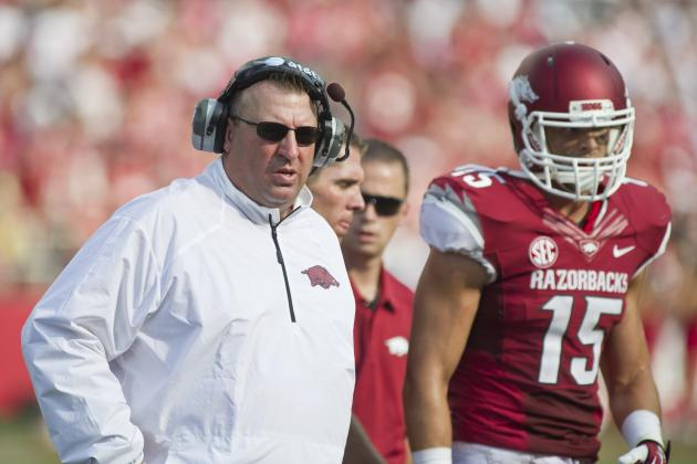 Arkansas Football: What to Watch for in Razorbacks Game vs. Samford