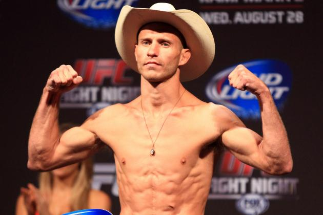 Donald Cerrone vs. Evan Dunham Added to Star-Studded UFC 167 Card