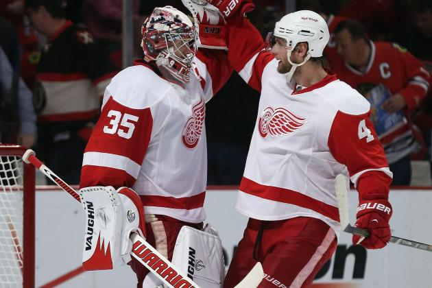 Is Detroit Red Wings' Jimmy Howard a Top-Tier Goaltender?