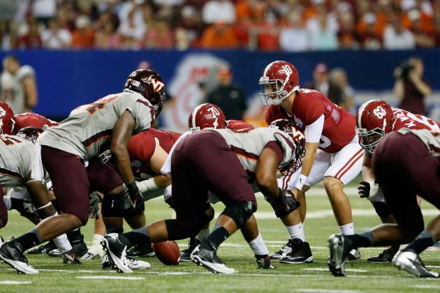 Alabama Football: Tide Must Fix Offensive Concerns for Chance at Three-Peat