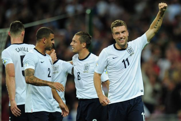 England vs. Moldova: World Cup Qualifier Live Score, Highlights, Recap