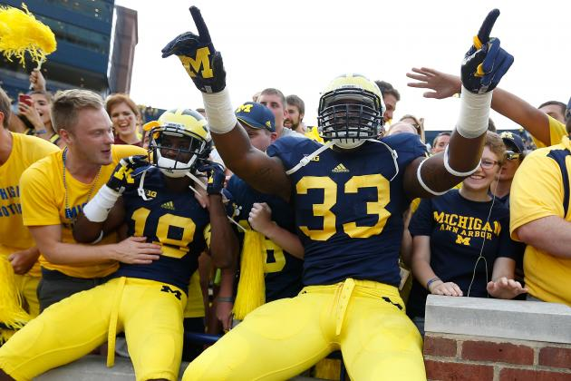 Notre Dame vs. Michigan: Mega Matchup Will Set the Tone for Rest of 2013