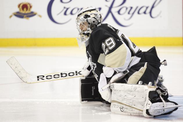 Fleury Hoping for Different Results with Penguins This Season