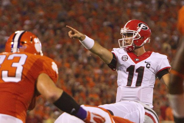 College Football Rankings: Teams Needing Bounce-Back Performances in Week 2