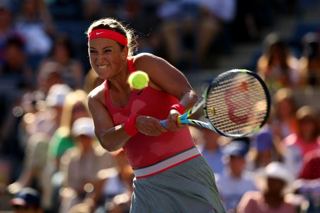 Azarenka vs. Pennetta: Score, Highlights from US Open 2013 Women's Semi Finals