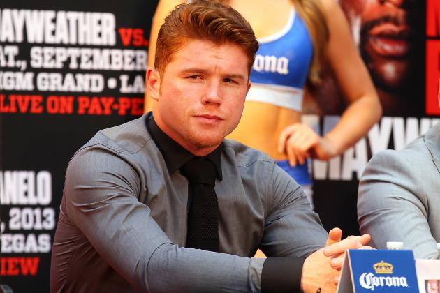 Mayweather vs. Canelo: Saul Alvarez Has Bright Future Regardless of Bout Outcome