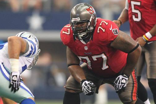Bucs OL Carl Nicks out for Season Opener