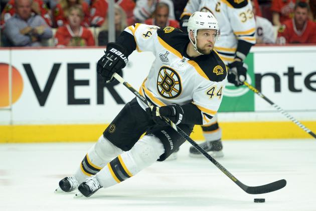 Dennis Seidenberg of Boston Bruins to Let Play Do Talking in Contract Year