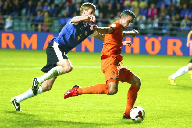 Estonia vs. Netherlands: Score, Grades and Post-Match Reaction