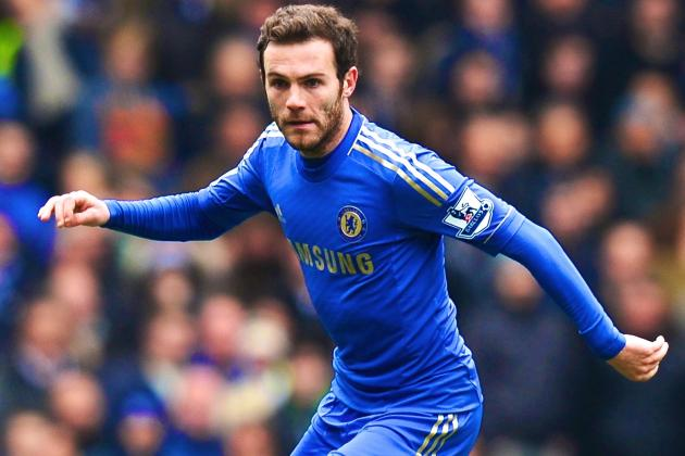 Juan Mata Discusses Chelsea Future After Summer Transfer Rumours