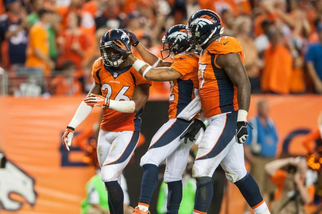 Broncos' Season-Opening Win Viewed by 25.1M People