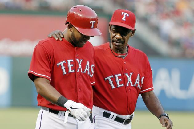 Elvis Andrus Returns vs. Angels