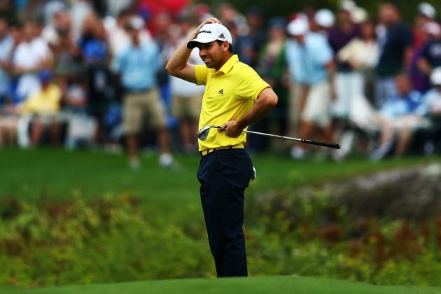 FedEx Cup Standings 2013: Surging Golfers Who Will Struggle at BMW Championship