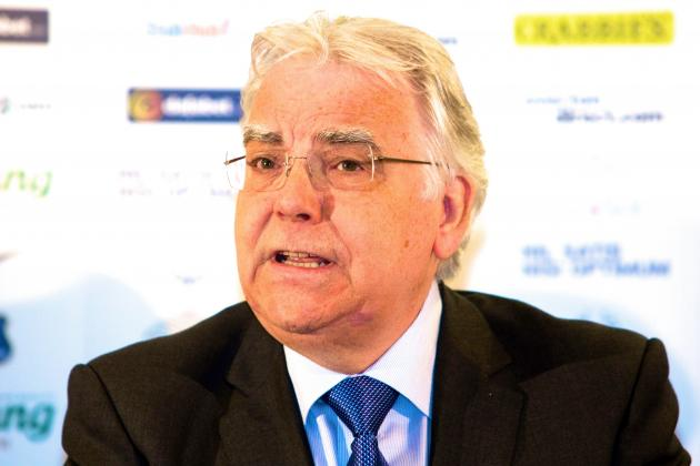 Everton Chair Bill Kenwright Deserves Credit for Leighton Baines, Transfer Deals